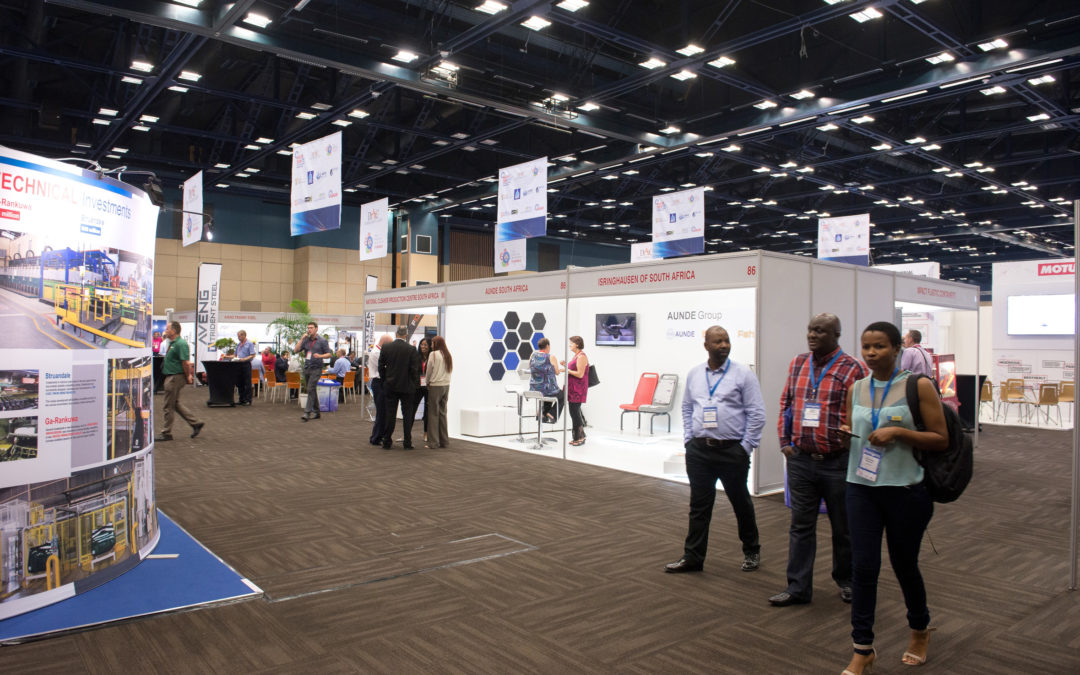 Where will the NAACAM Show 2019 take place?