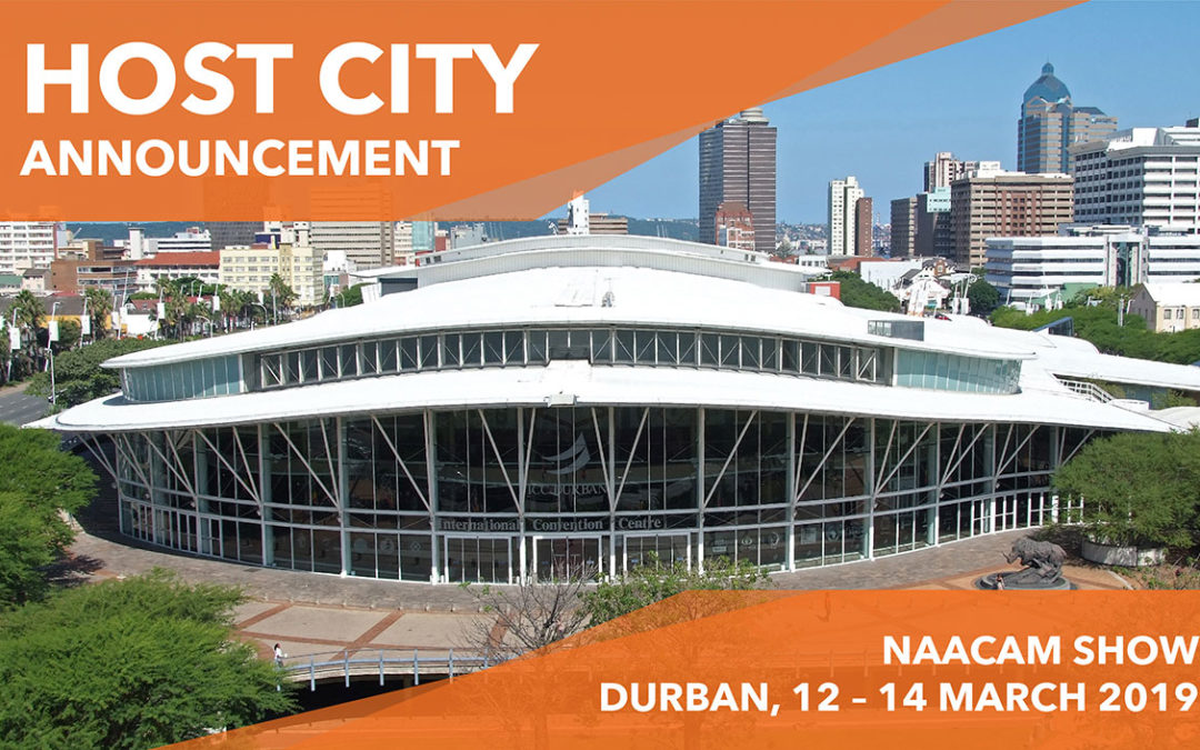 NAACAM Show: Heading for Durban in 2019