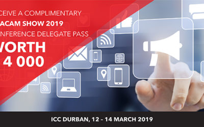 Stand a chance to win a NAACAM Show 2019 conference delegate ticket, valued at R 4 000.
