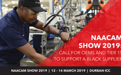 Call for OEMs and Tier 1s to support a black supplier